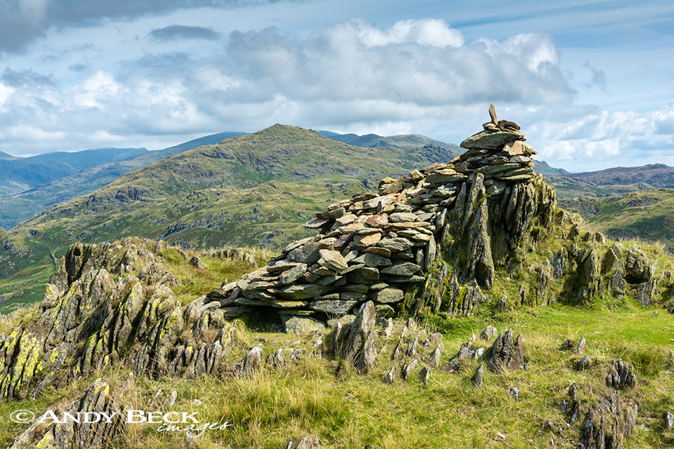 Stickle Pike Summit