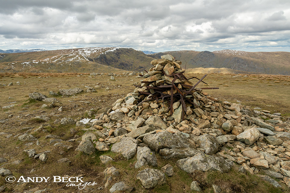 Harter Fell (Haweswater) summit